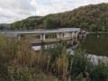Le barrage de Mervent