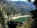 Le barrage du Châtelot