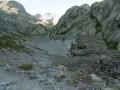 Le barrage du lac de la fous