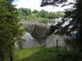 Le barrage du Sapt