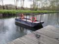 Le bateau à chaine Rosalie