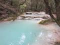 Source de l'Huveaune, l'Oratoire de Miette et la grotte de la Castelette