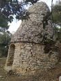 Les Balcons de Manosque : le bori et le chemin de l'eau de Gaude