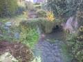 Le Cailly petite rivière traversant Fontaine-le-Bourg.