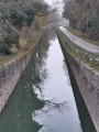 Le canal en ses murs