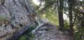 Le canal et le sentier