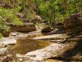 Le Canyon de la Louyre par le Dolmen de l'Houme