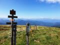 Le Cap du Carmil depuis le Col des Marrous en boucle