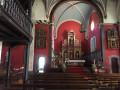 Le chœur de l'église ...