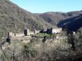 Sentier de Saint-Igest dans la vallée du Tarn