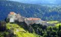 Le Château de Joux et le Fort Mahler