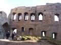 Les châteaux de l'Ortenbourg et Bernstein et le Rocher du Falkenstein