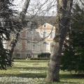 Le château de la Ferté Beauharnais