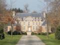 Le château de la Motte à Acqueville