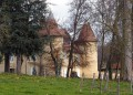 Le château de la Villardière