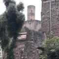 Le château de Saint Floret