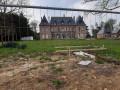 Le château de Saint Nicolas d'Aliermont