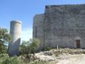 Le Thor et le Château de Thouzon
