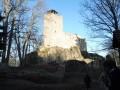 Le château du Bernstein