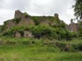 Le château du Frankenbourg depuis La Vancelle