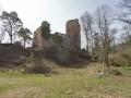 Châteaux de Birkenfels et Landsberg