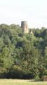 Le château féodal de Freteval