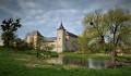 Le château-ferme de Falaen.