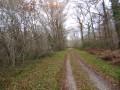 Le chemin de grande randonnée GR3C