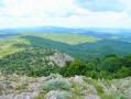 Sur les hauteurs de Mazaugues