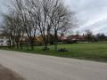 entrée du village d'haraucourt (lieu du départ)
