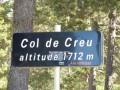Le départ du Coll De Creu