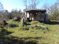 le dolmen de Peyrelevade de Paussac-Saint-Vivien