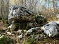Le dolmen du Bois du Mont