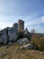 De la forêt de Miaune aux vestiges d'un temps passé à Roche en Régnier