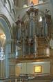 Le grand orgue de la cathédrale du Puy en Velay