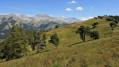 Les crêtes du Grand Puy
