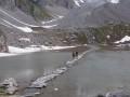 Le gué du lac des vaches