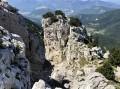 Le haut du canyon Ouest de Chamechaude