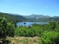 Le lac chambon depuis le Tartaret