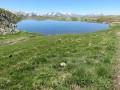 Le lac Cristallin