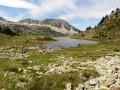 Le lac d'Agalops