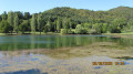 Le lac de Belcaire
