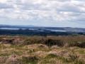 Le lac de Brennilis vu du Roc'h Trédudon.