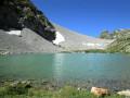 Le lac de la Clarée
