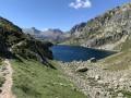 Le lac de Nere