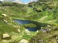 Lac de Pormenaz à partir du Mont et par les Chalets de Pormenaz