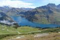 le lac de Roselend