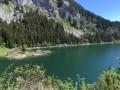 Le lac de Tanay