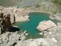 Le lac des neuf couleurs
