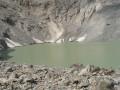 Le Lac et le Refuge du Pavé